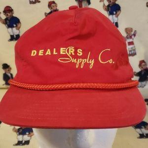 vintage dealers supply co hat vintage